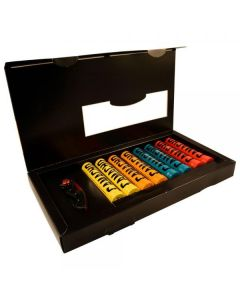 Camacho Bold Anytime Robusto Tubos Assortment