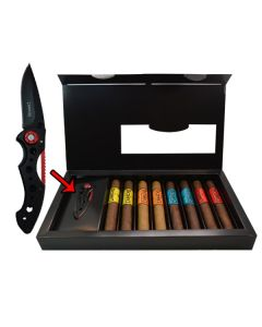 Camacho Bold Anytime Toro Assortment