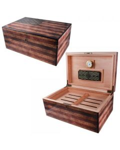 Old Glory 100 Count Humidor