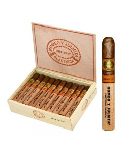 Romeo y Julieta Crafted by Plasencia Robusto
