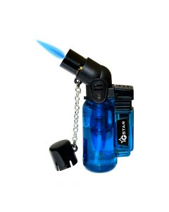 Gstar Angle Single Torch Lighter Blue
