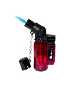 Gstar Angle Single Torch Lighter Red