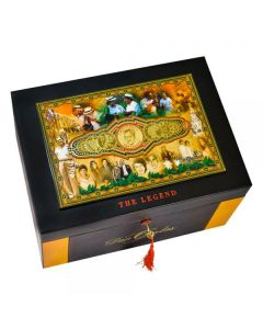 Carlos A. Fuente The Legend Commemorative Humidor