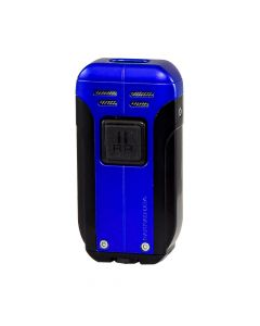 Barracuda Double Torch Lighter Blue Black