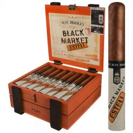 Alec Bradley Black Market Esteli Toro NATURAL box of 22