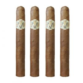 Avo Classic #2 NATURAL pack of 4