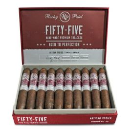 Rocky Patel Fifty-Five Robusto NATURAL box of 20