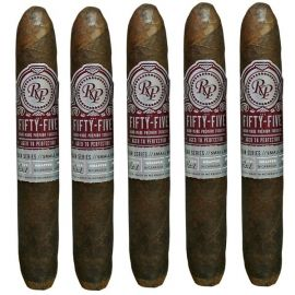 Rocky Patel Fifty-Five Robusto NATURAL pack of 5