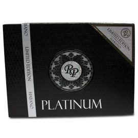Rocky Patel Platinum Limited Edition Robusto NATURAL box of 20