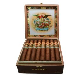 San Cristobal Quintessence Belicoso NATURAL box of 24