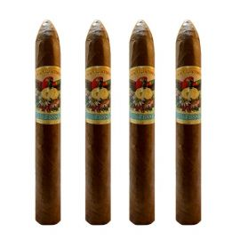 San Cristobal Quintessence Belicoso NATURAL pack of 4