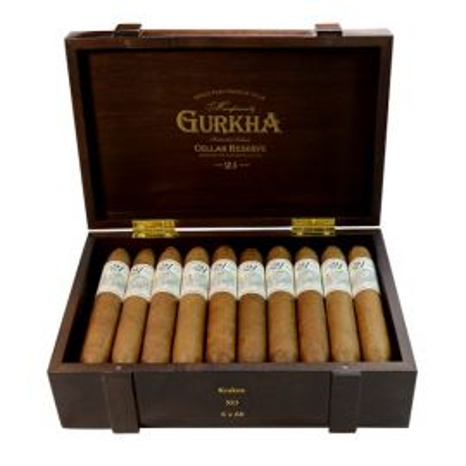 Gurkha Cellar Reserve 21 Year Kraken-xo NATURAL box of 20