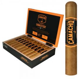 Camacho Connecticut BXP Robusto NATURAL box of 20