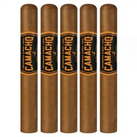 Camacho Connecticut BXP Toro NATURAL pack of 5