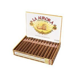 La Aurora Cetros NATURAL box of 25