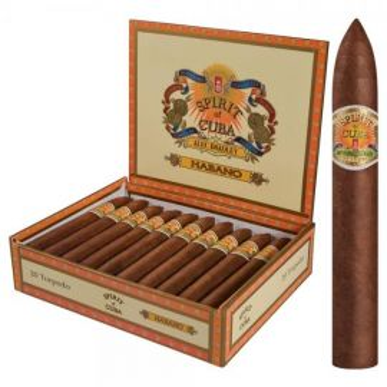 Alec Bradley Spirit Of Cuba Habano Torpedo HABANO box of 20