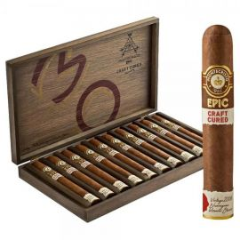 Montecristo Epic Craft Cured Robusto NATURAL box of 10
