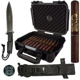 Gurkha Spec Ops Milspec Toro Knife and Case Combo MADURO box of 20