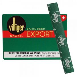 Villiger Export Brasil 5 NATURAL pack of 5