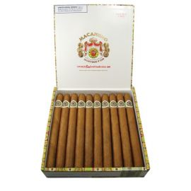 Macanudo Cafe Royale NATURAL box of 20