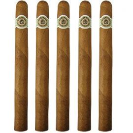 Macanudo Cafe Royale NATURAL pack of 5