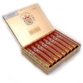 Macanudo Gold Label Crystal NATURAL box of 8