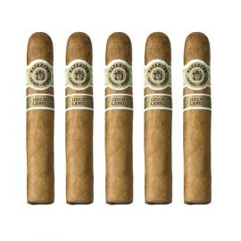 Macanudo Gold Label Lord Nelson NATURAL pack of 5