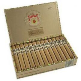 Macanudo Gold Label Tudor NATURAL box of 25