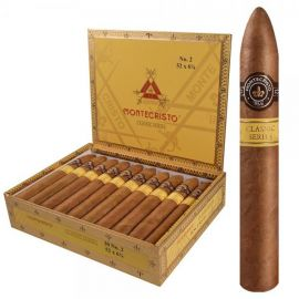 Montecristo Classic No. 2 Torpedo NATURAL box of 20