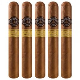 Montecristo Classic Toro NATURAL pack of 5