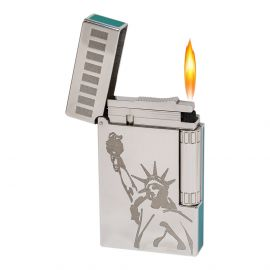 St Dupont Lighter Ny Statue Of Liberty Line 2 each
