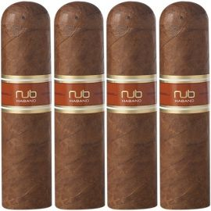 Nub Habano 460 Natural pack of 4