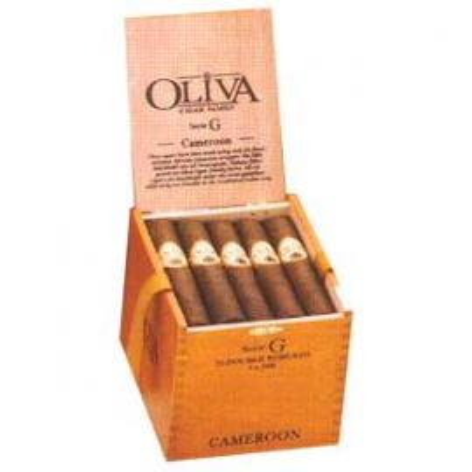 Oliva Serie G Churchill NATURAL box of 25