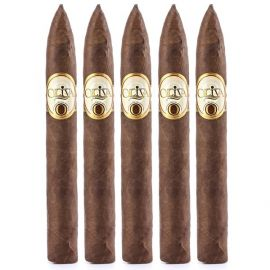Oliva Serie O Torpedo NATURAL pack of 5