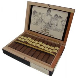Rocky Patel Decade Lonsdale NATURAL box of 20