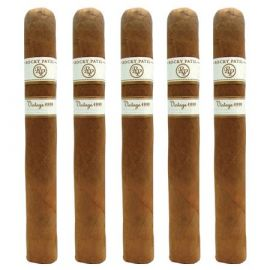 Rocky Patel Vintage 1999 Churchill NATURAL pack of 5
