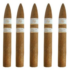 Rocky Patel Vintage 1999 Torpedo NATURAL pack of 5