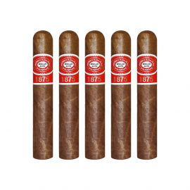 Romeo Y Julieta 1875 Bully Natural pack of 5