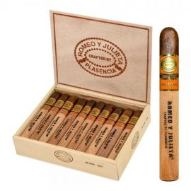 Romeo y Julieta Crafted by Plasencia Toro NATURAL box of 20