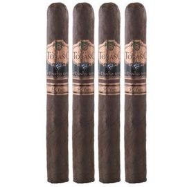 Carlos Torano Exodus 1959 Gold Churchill NATURAL pack of 4