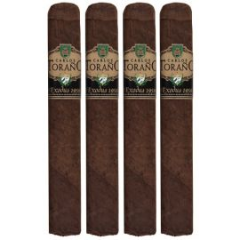 Carlos Torano Exodus 1959 Gold Toro NATURAL pack of 4