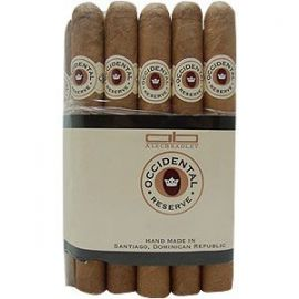 Alec Bradley Occidental Reserve Toro NATURAL bdl of 20