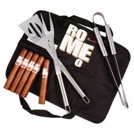Romeo By Romeo Y Julieta Toro Barbeque Gift Set with cigars  box of 5