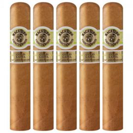Macanudo Gold Label Gold Brick NATURAL pack of 5