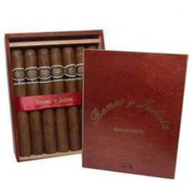 Romeo Y Julieta Aniversario Toro NATURAL box of 28