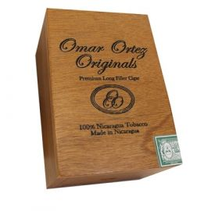 Omar Ortez Originals Robusto NATURAL box of 20