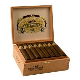CAO La Traviata Favorito NATURAL box of 24