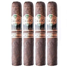 Carlos Torano Exodus 1959 50 Year Robusto MADURO pack of 4