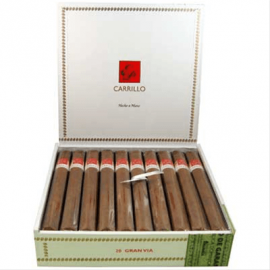 EP Carrillo New Wave Connecticut Gran Via NATURAL box of 20
