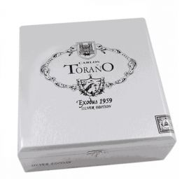 Carlos Torano Exodus Silver Toro NATURAL box of 25